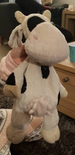 Farmer Palmers Cuddly Cow First Edition still giving love after 10 years.